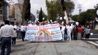 familias victimas News divine peregrinacion basilica