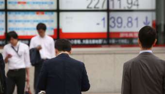 Pierden Bolsas de Tokio y Shanghai, escala tensión China-EU