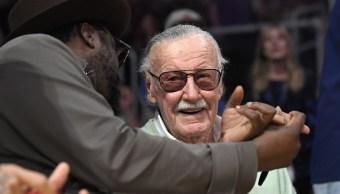 Policía Los Ángeles investigan abusos Stan Lee