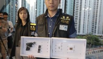 Balacera deja cuatro heridos en Hong Kong; hay una detenida