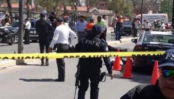Comando armado ejecuta 6 policías en Salamanca, Guanajuato