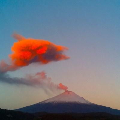 ¿Qué pasaría si el volcán Popocatépetl hiciera erupción?