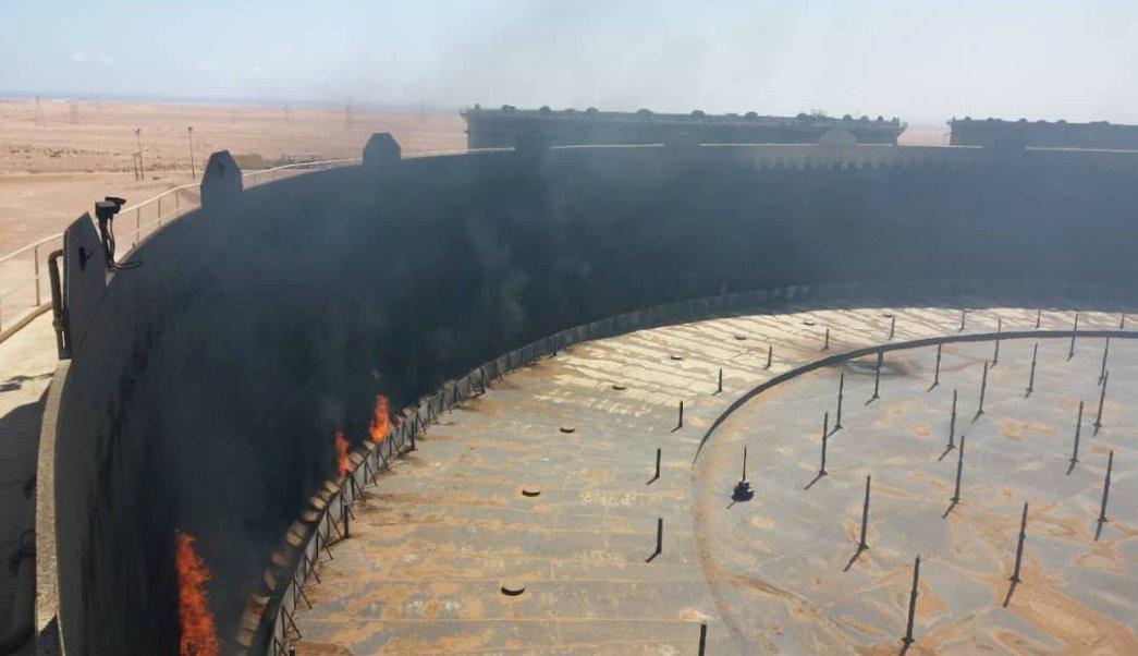 Precios del petróleo suben ante crisis en Libia y Canadá