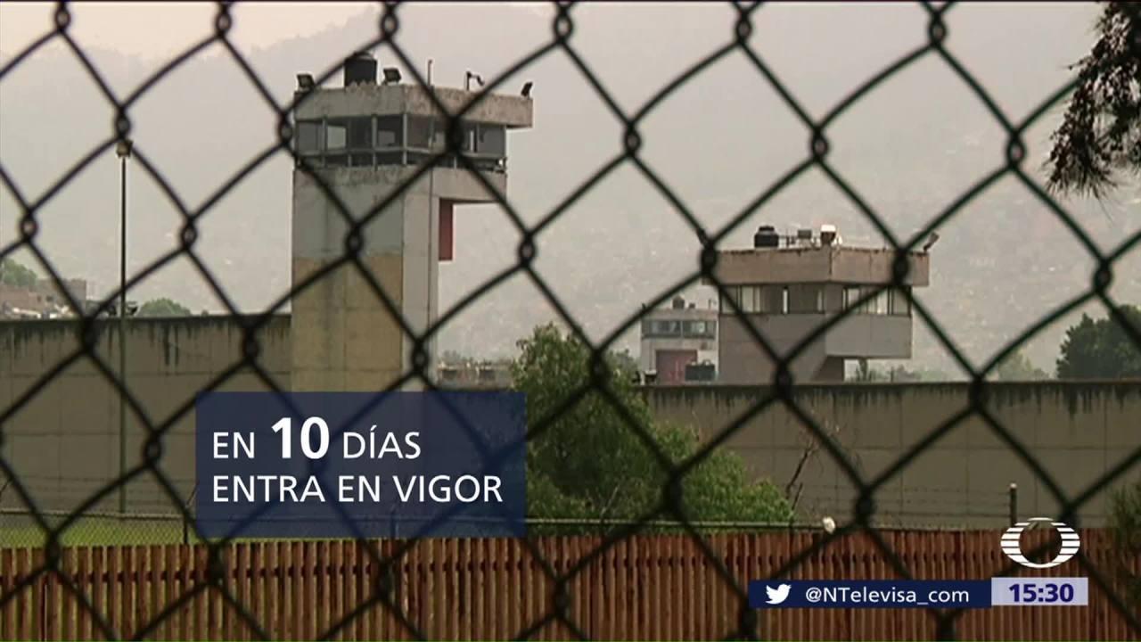 Presos Cárceles Mexicanas Podrán Dinero Efectivo