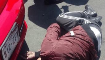 Exmilitar que mató a presunto asaltante está en calidad de imputado