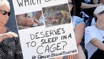 Senadores de EU pedirán moratoria a separación de familias migrantes