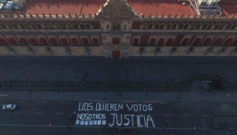 Manifestación periodistas por asesinato de reporteros