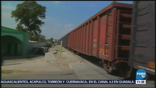 Puebla solo ha registrado 32 robos a trenes