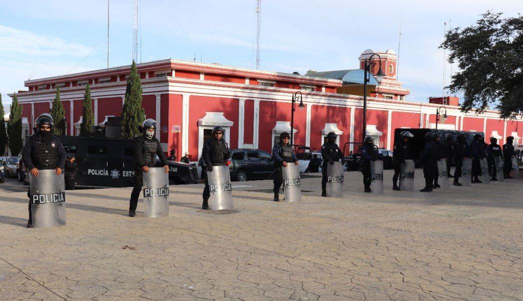regresan trabajar 19 36 policias detenidos ciudad serdan puebla