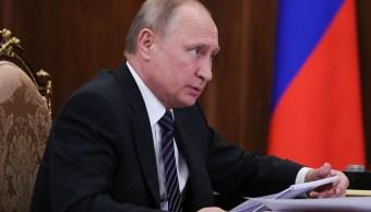 Putin afirma que Rusia no trata dividir Unión Europea