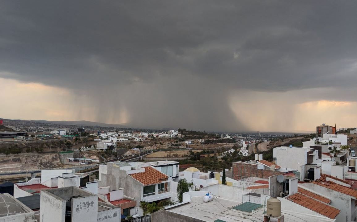bud provoca lluvias e inundaciones queretaro
