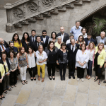 Independentistas de Cataluña no se reunirán con el rey Felipe VI