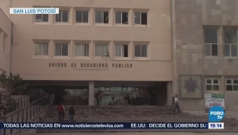 Realizan Inspección Instalaciones Policía Ministerial SLP