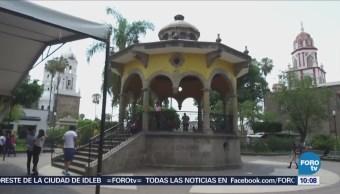 Recorrido por las calles de Guadalajara