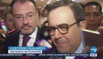 Renegociación Tlcan Reanudará Julio Guajardo