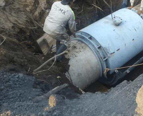 Abasto de agua potable en CDMX se normalizará en 48 horas