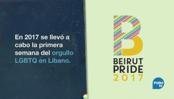 Represión Semana Orgullo Gay Líbano LGBT