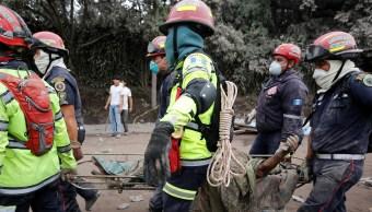 Aumenta a 69 la cifra de muertos en Guatemala