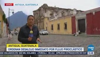 Rescatistas Suspenden Búsqueda Sobrevivientes Guatemala Flujo Piroclástico