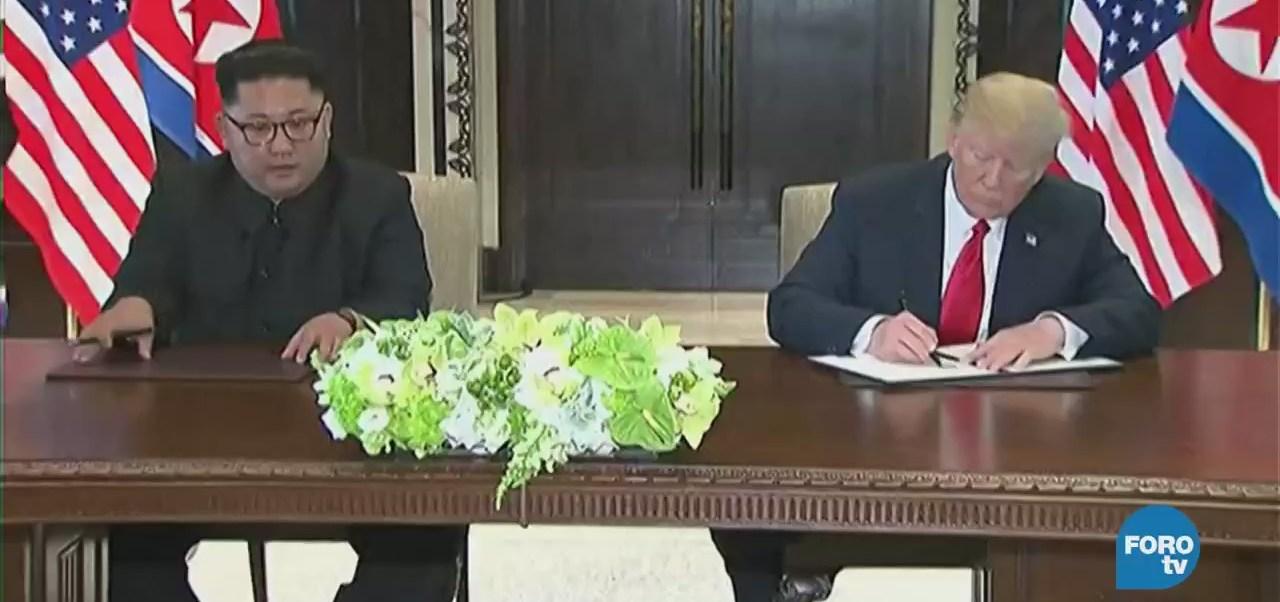 Resultados Cumbre EU Corea Del Norte
