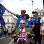 Miles piden en Londres segundo referéndum sobre el 'brexit'