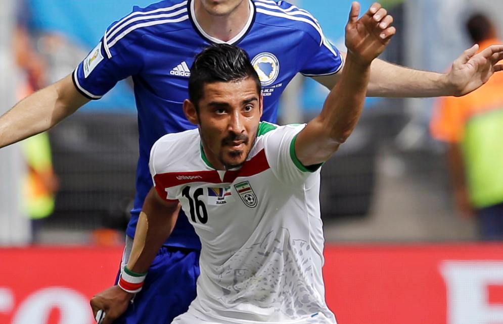 'Messi' iraní deja a su selección por insultos