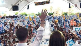 Ricardo Anaya cierra campaña y convoca al voto útil