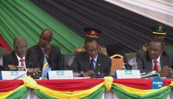 Ruanda Dice No Ropa Usada África