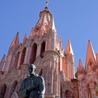 San Miguel de Allende, ciudad declarada Patrimonio de la Humanidad
