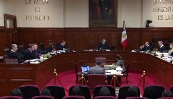 SCJN admite recursos sobre ley de remuneraciones