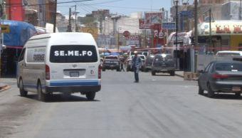 ejecutan ciudad juarez personas ataques grupos
