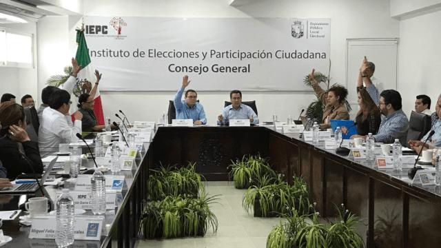 No hay dinero para boletas electorales en Chiapas