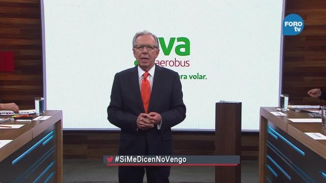 Si me dicen no vengo Joaquín López-Dóriga Previo Tercer Debate
