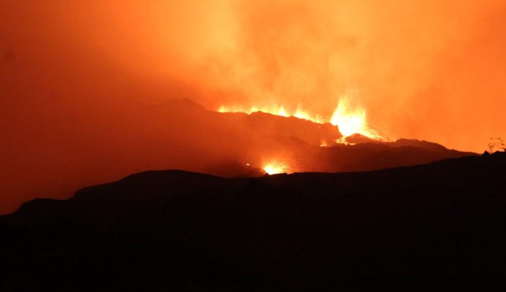volcan sierra negra erupcion isla isabela