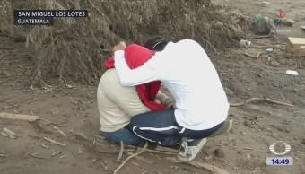 Sigue Recuento Víctimas Guatemala
