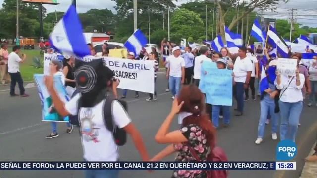 Sigue la violencia en Nicaragua