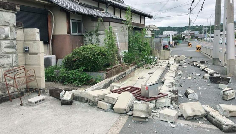 sismo 6 1 grados deja varios muertos y heridos japon
