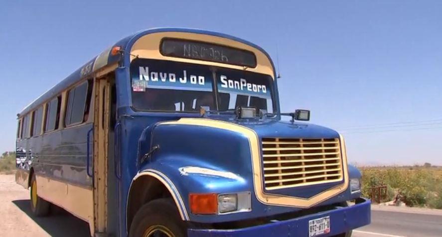 altas temperaturas choferes transporte camion calor