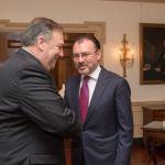 Videgaray y Pompeo dialogan sobre aranceles