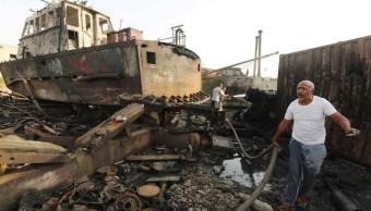 Suman 280 muertos Yemen tres días enfrentamientos