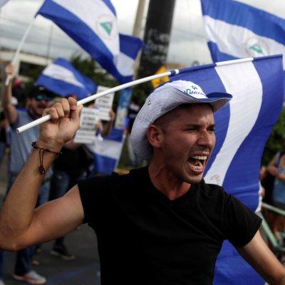 Represión en Nicaragua deja 285 muertos según ONG