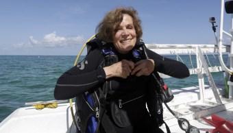 Oceanógrafa Sylvia Earle, Premio Princesa de Asturias