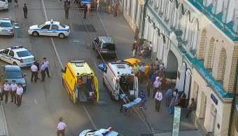 Prisión preventiva para taxista que atropelló a mexicanas en Moscú