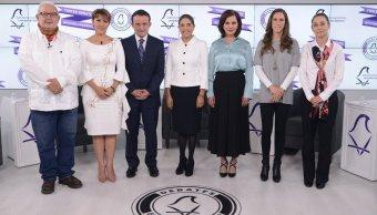 Tercer debate de candidatos al Gobierno de CDMX
