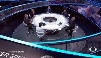 Tercer Grado: Cómo llegaron los candidatos al tercer debate