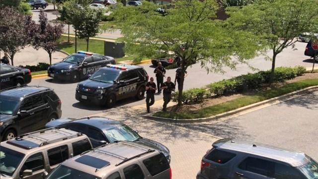 Reportan tiroteo en Maryland; hay varios heridos