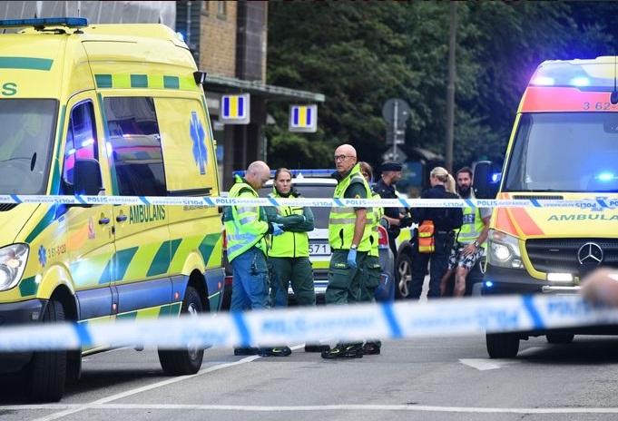 Al menos 4 heridos por un tiroteo en el sur de Suecia
