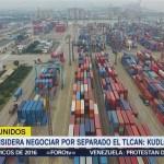 Trump Buscará Acuerdos Bilaterales Lugar Tlcan Kudlow