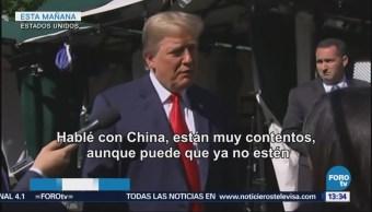 Trump Impone Nuevo Aranceles China