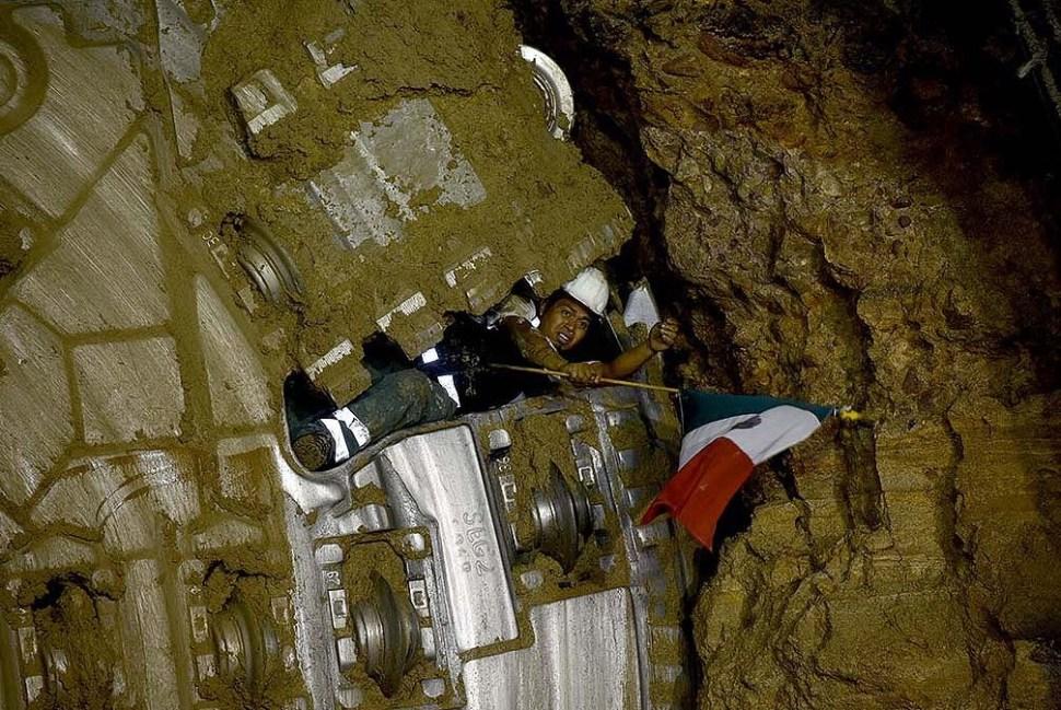 concluye excavacion tunel tren interurbano mexico toluca